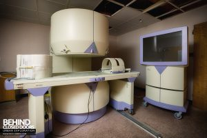 Royal Haslar Hospital - MRI Scanner