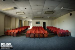 Royal Haslar Hospital - Lecture theatre
