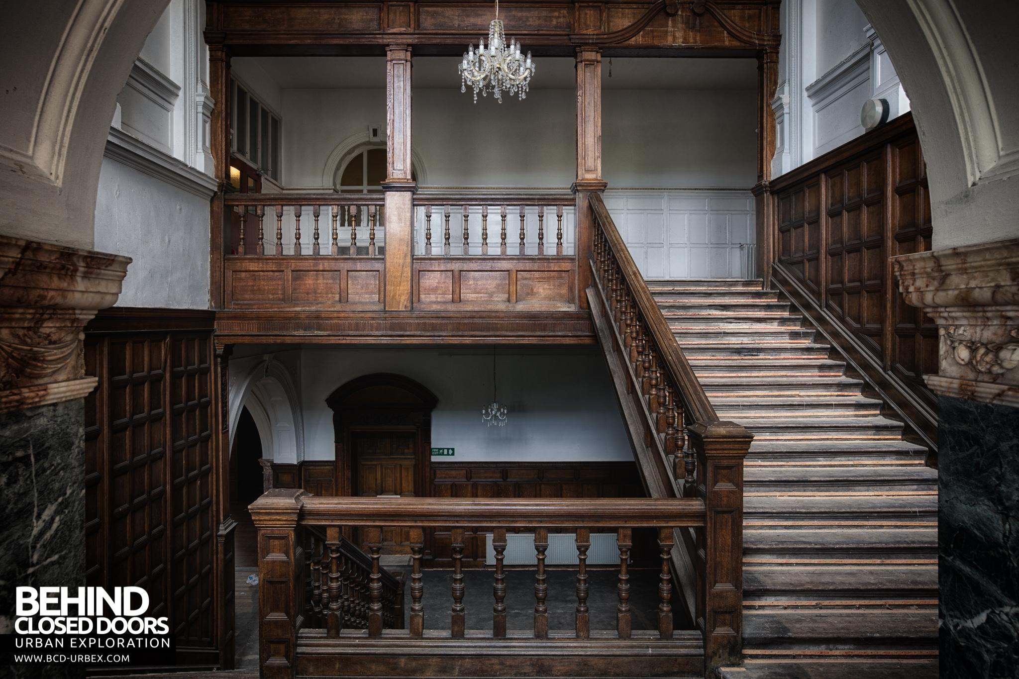 Kinmel Hall Conwy Wales 187 Urbex Behind Closed Doors
