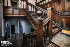 Kinmel Hall - Another staircase