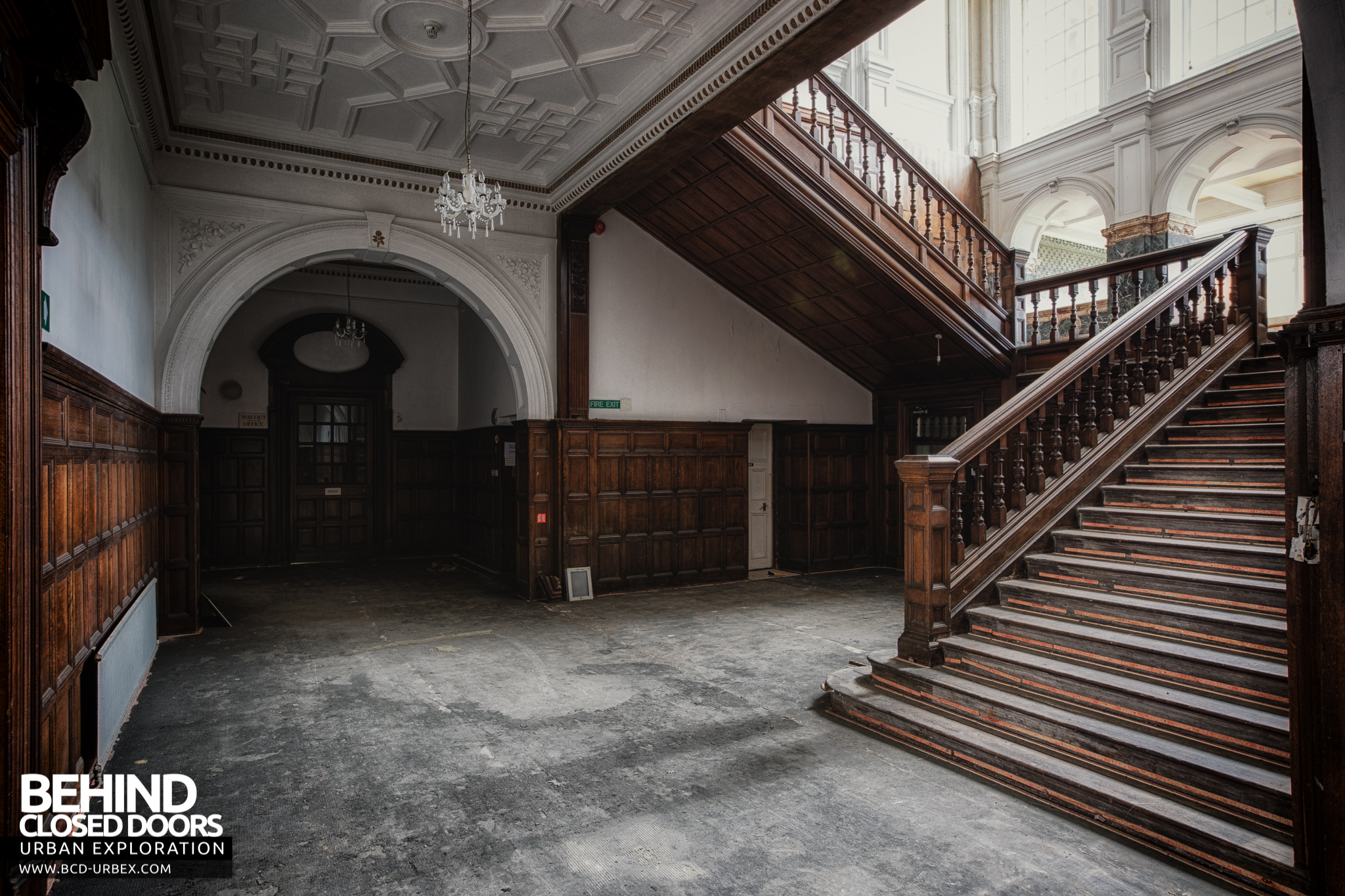 Kinmel Hall Conwy Wales 187 Urbex Behind Closed Doors