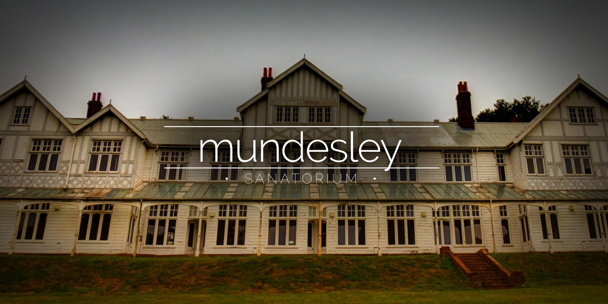 Mundesley Sanatorium, Norfolk, UK
