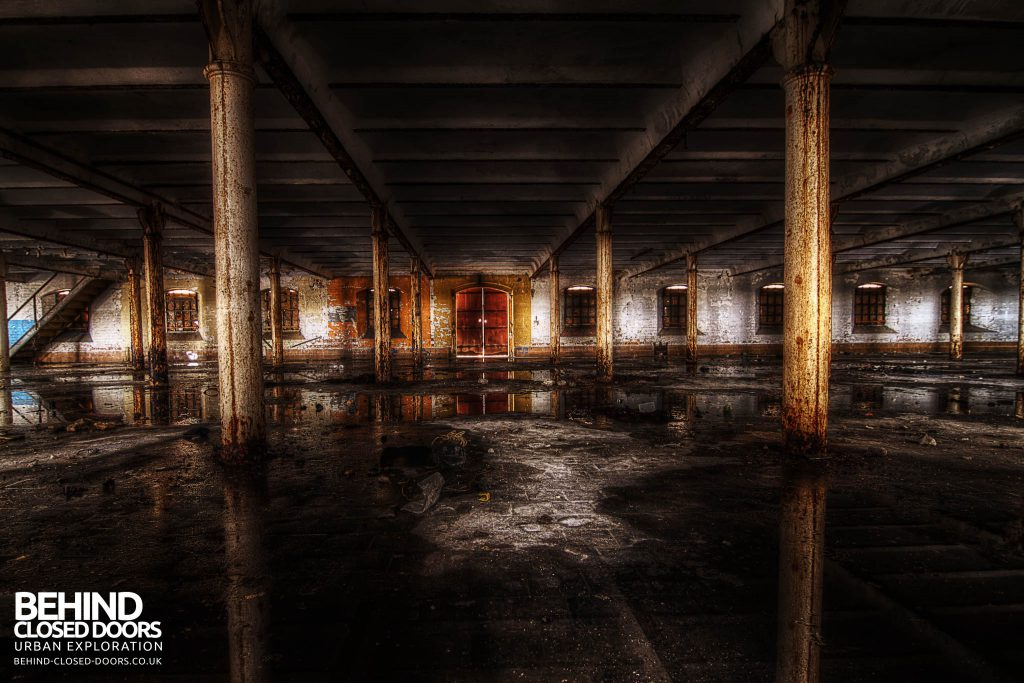 Bass Maltings - Reflections