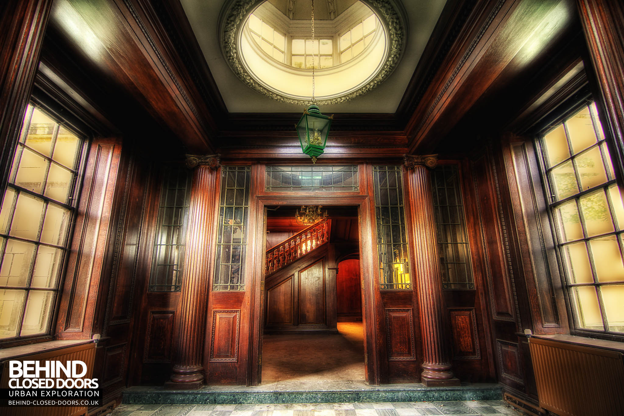 The Orphanage - Grand Entrance