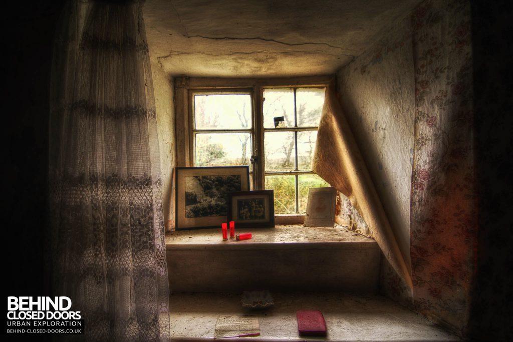 Y Heulog Farmhouse - Window Detail