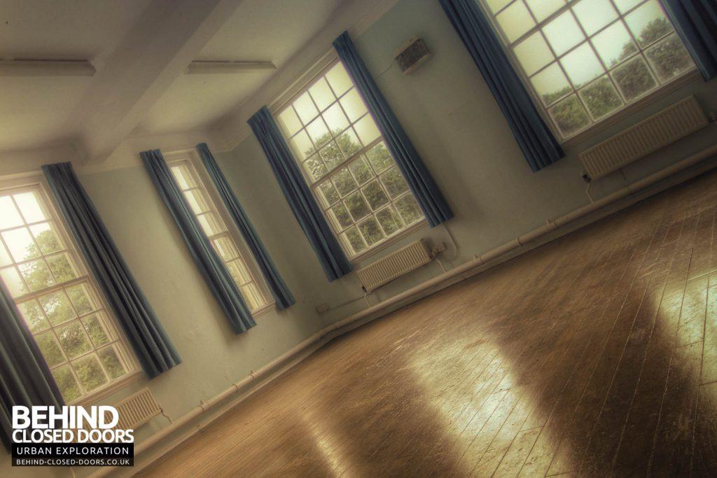 Mundesley Sanatorium - Interior