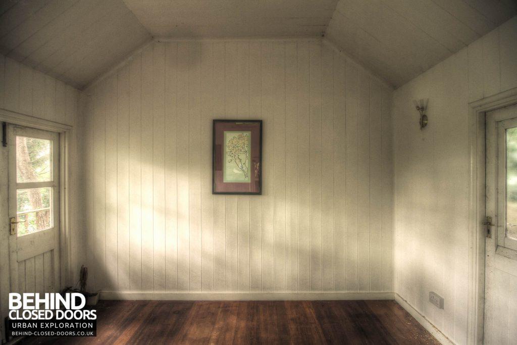 Mundesley Sanatorium - The Art Room