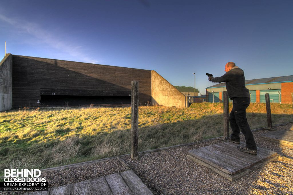 RAF Kirton Lindsey - Firing Range