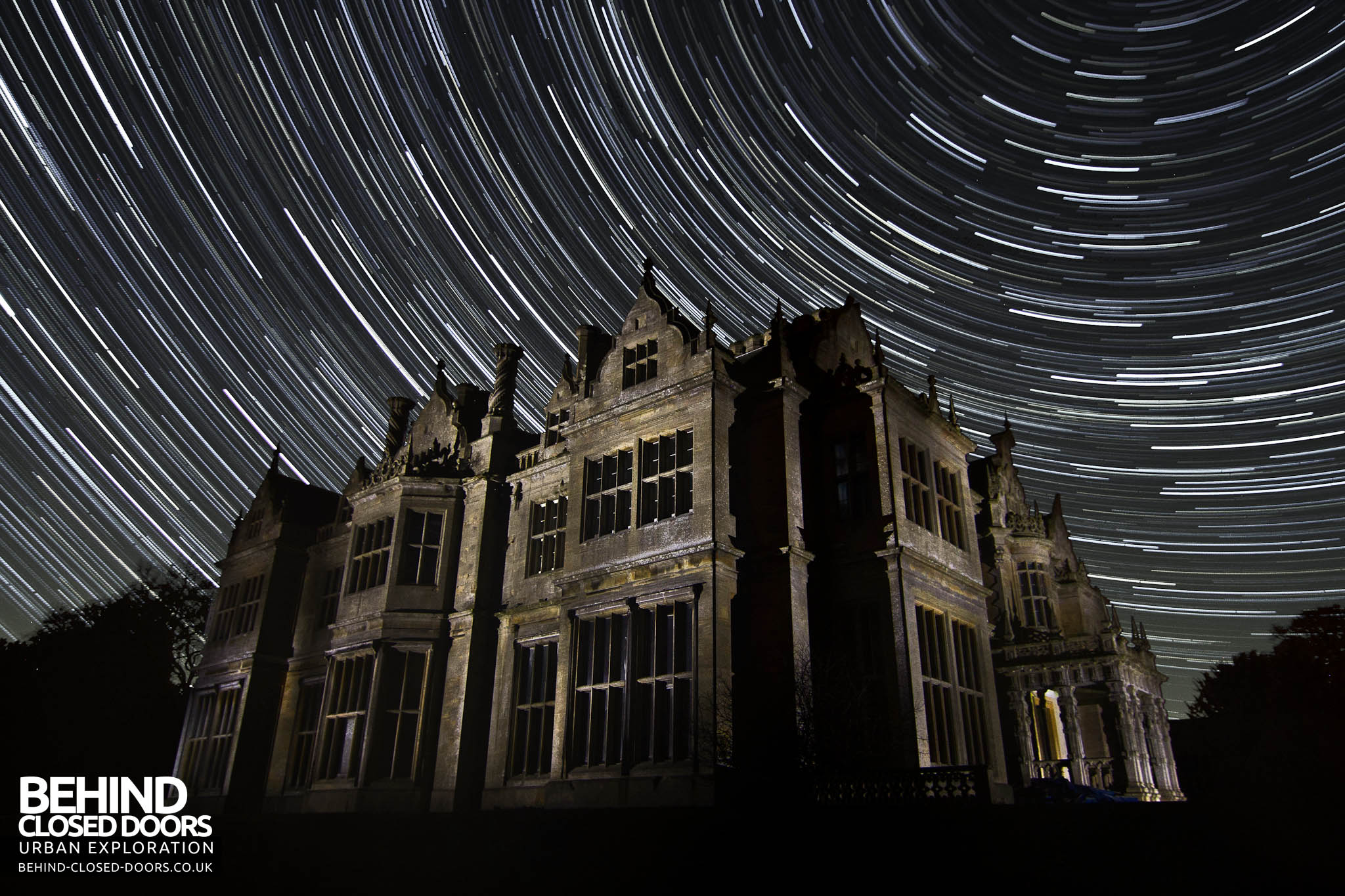 Peartree Manor - Star Trail