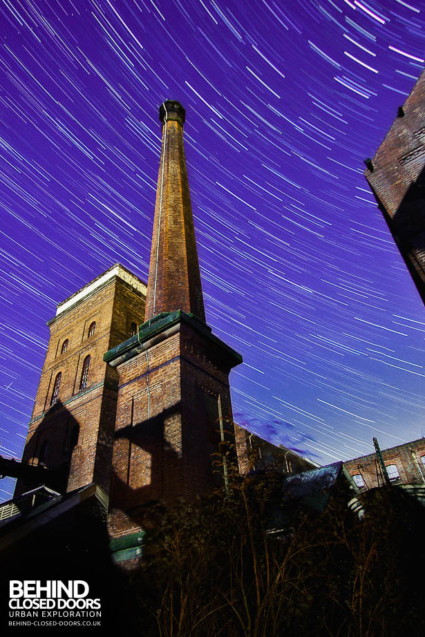 Bass Maltings - Star Trail