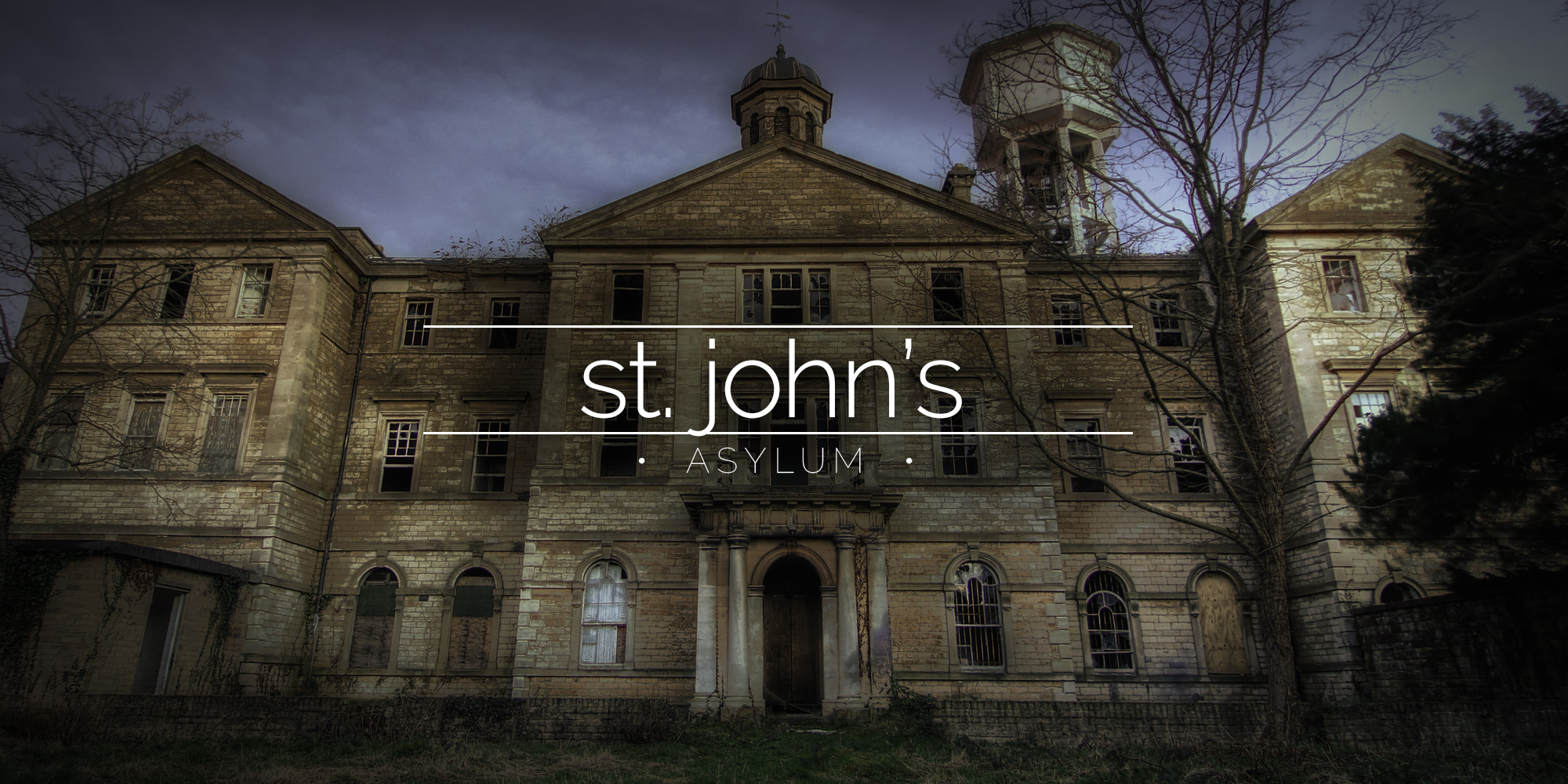 St John's Hospital aka County Pauper Lunatic Asylum, Lincoln