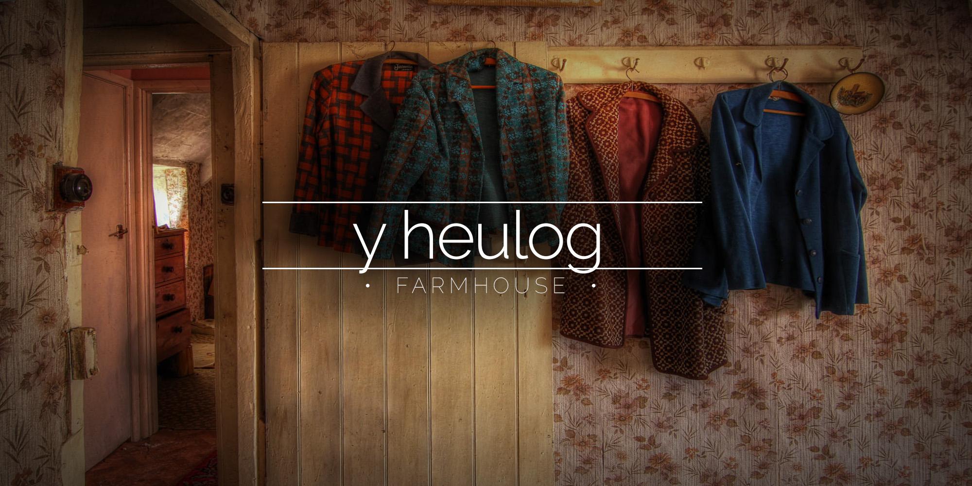 Y Heulog Farmhouse