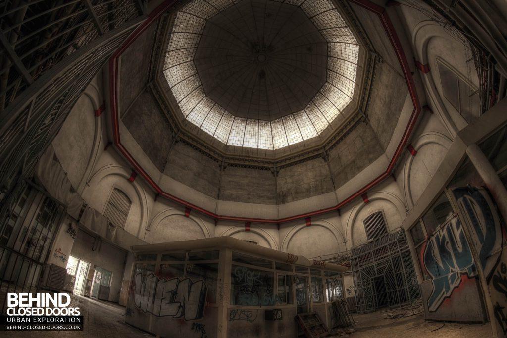Prison de Loos - Grand Central Hall