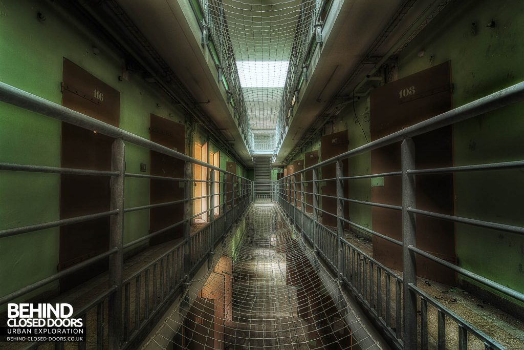 Prison de Loos - The Green Wing