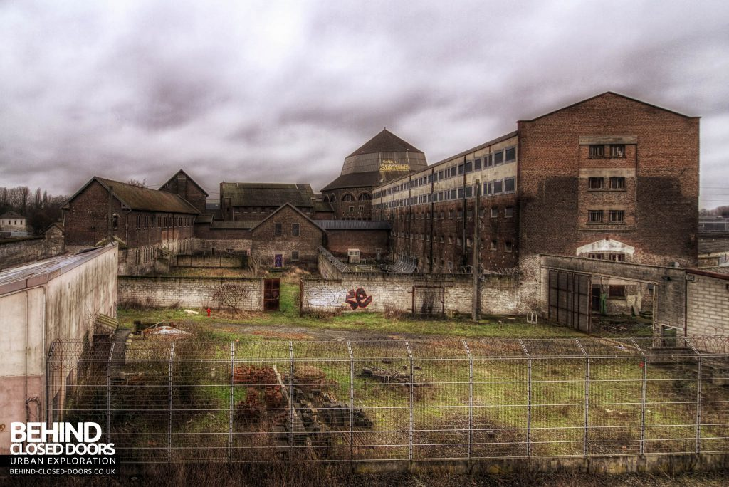 Prison de Loos - External