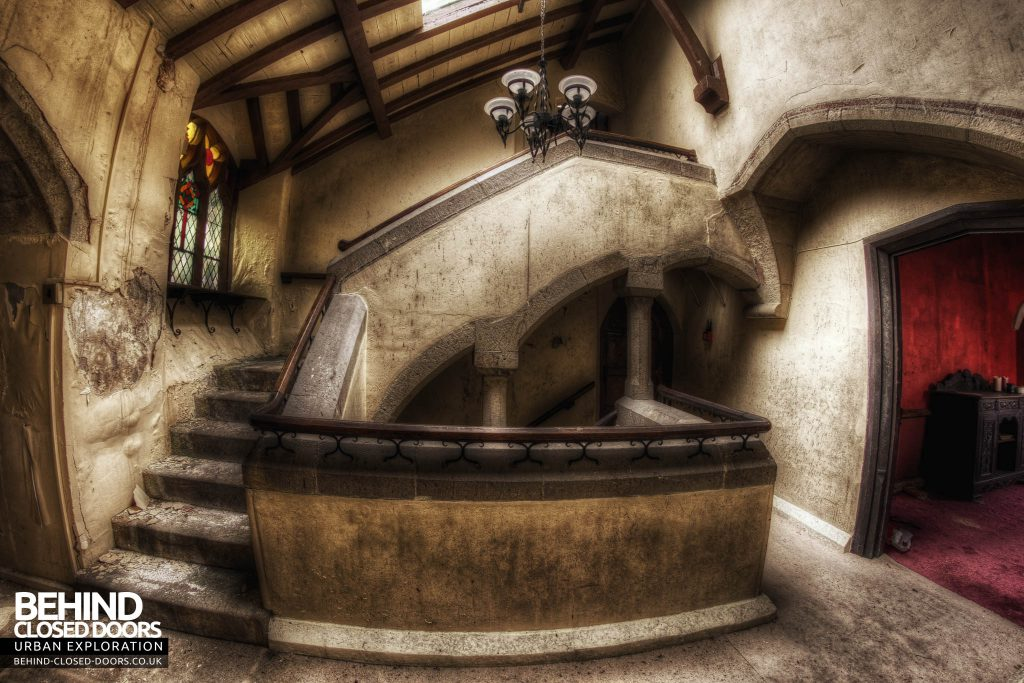 The Old Rectory - Staircase