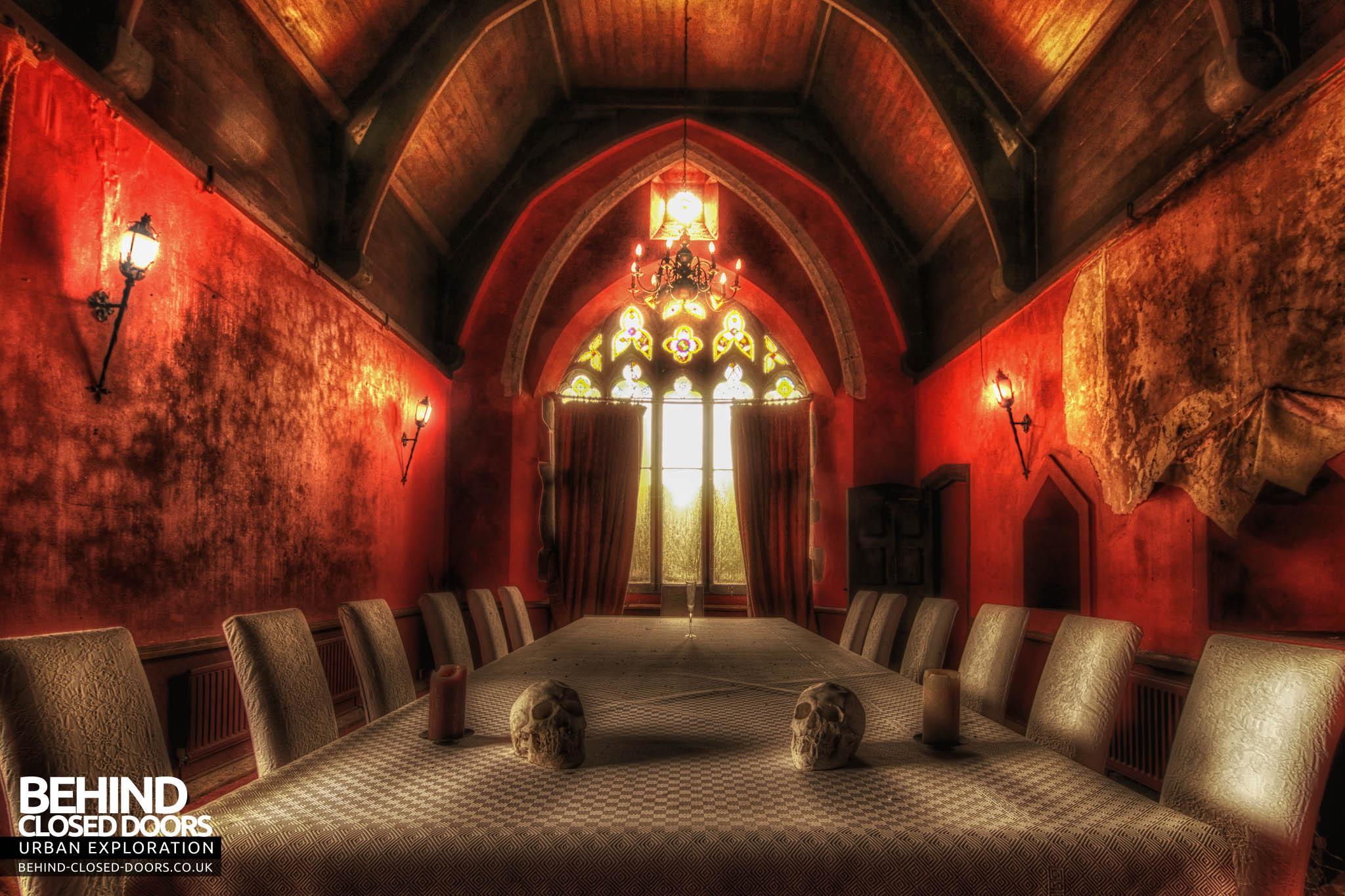Kestrel Court - The Grand Dining Hall