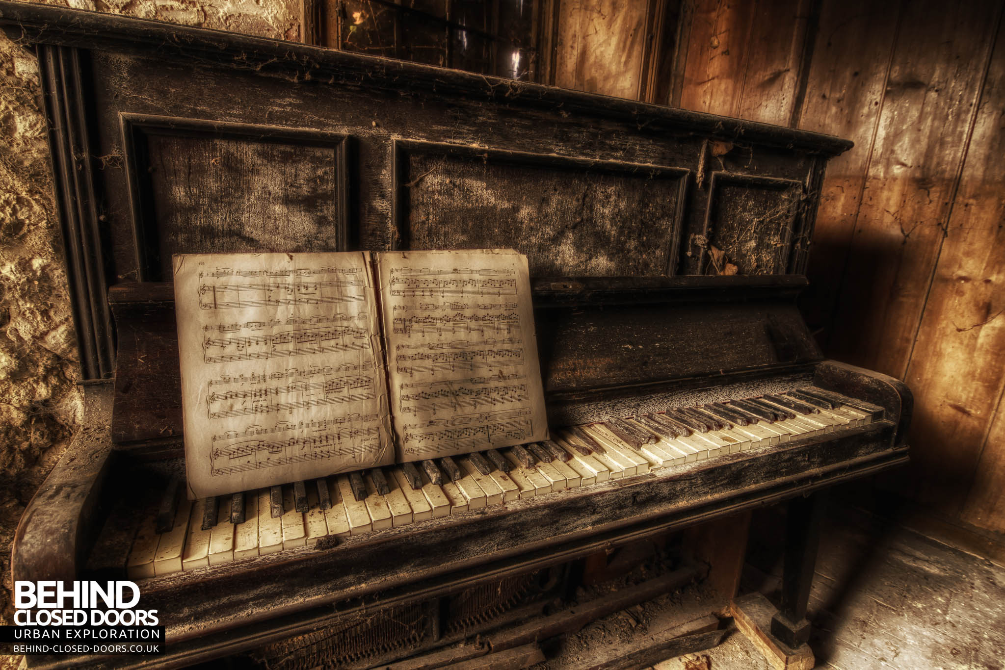 The Sewing House – Piano » Urbex | Behind Closed Doors Urban