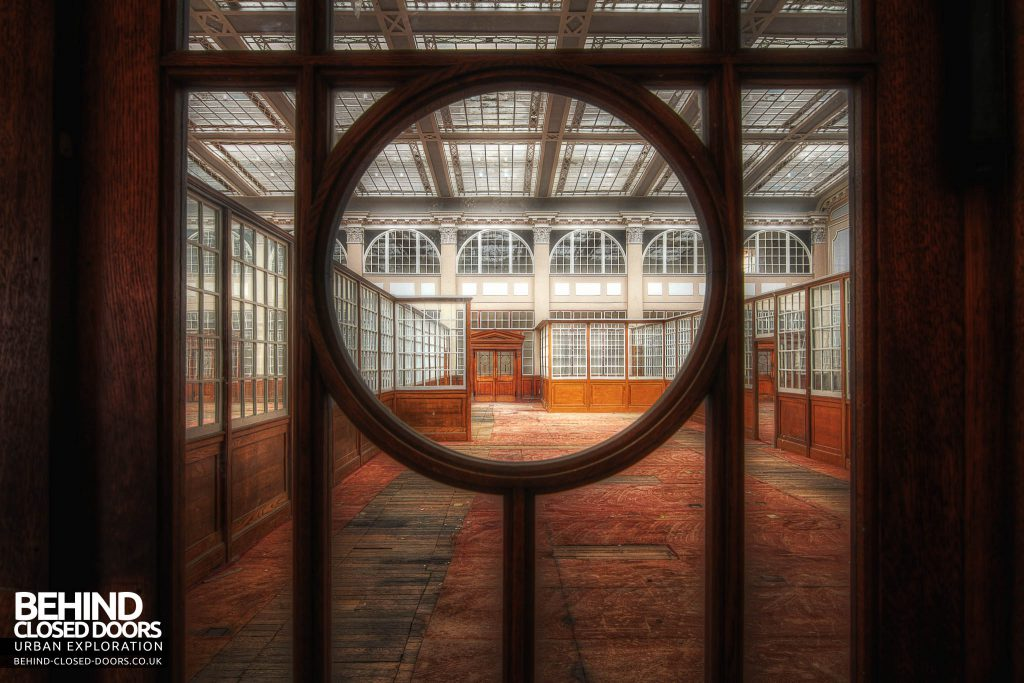 Chocolate Works - Through the Round Window