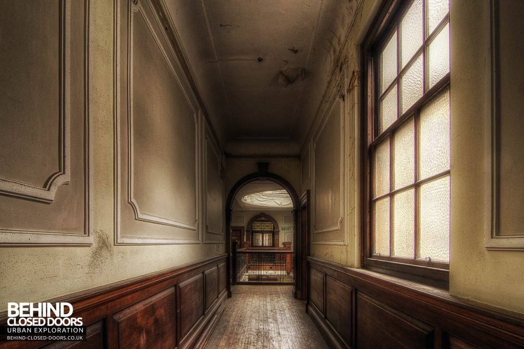 Chocolate Works - Corridor