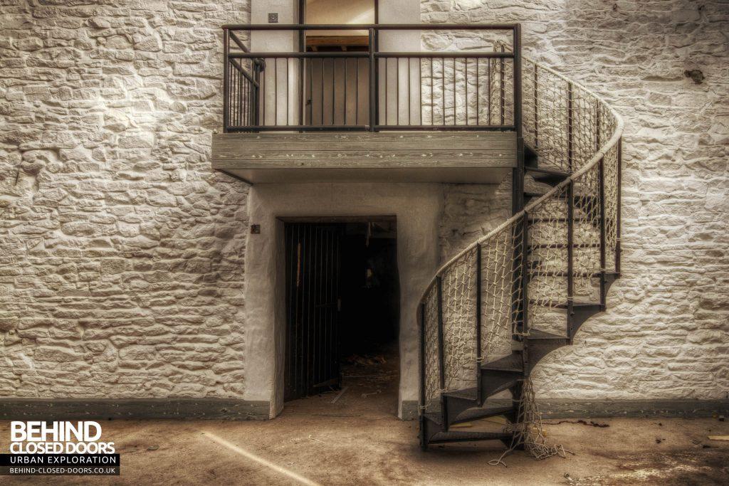 Latvian Consulate - Spiral Staircase
