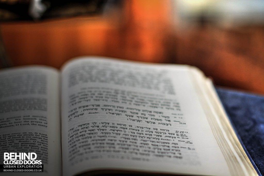 Greenbank Synagogue - Book detail