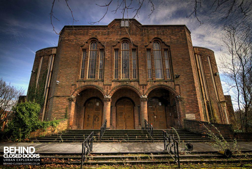 Greenbank Synagogue - External frontage