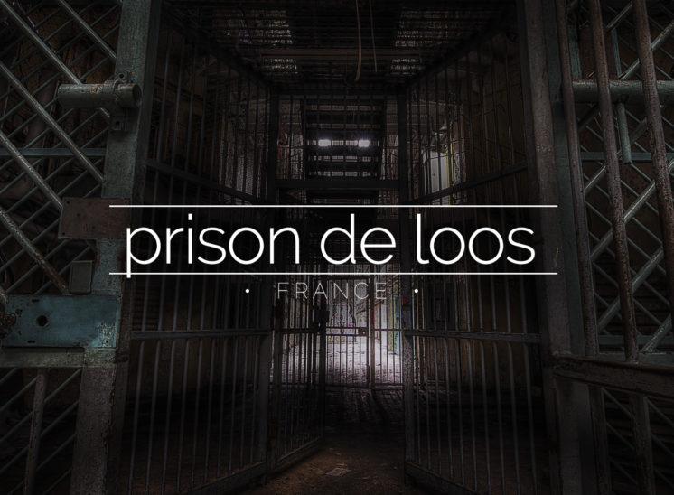 Prison de Loos (Prison H15), Lille, France