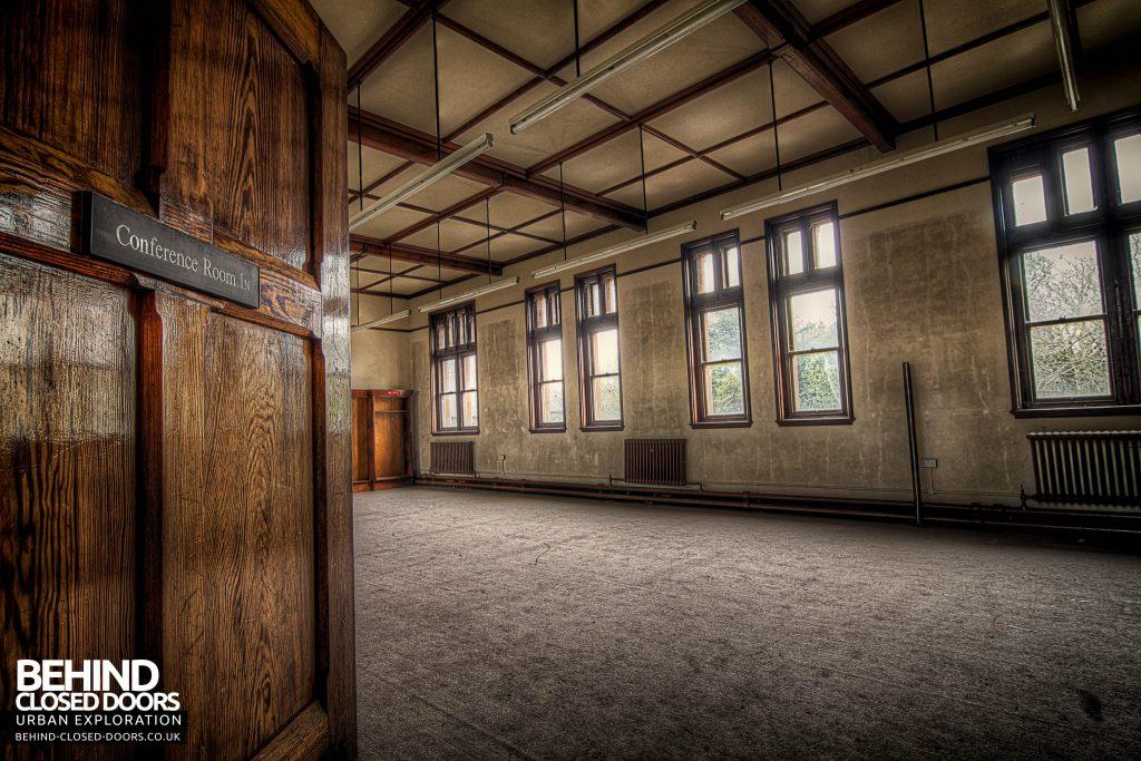 St Joseph's Seminary Upholland - Conference room