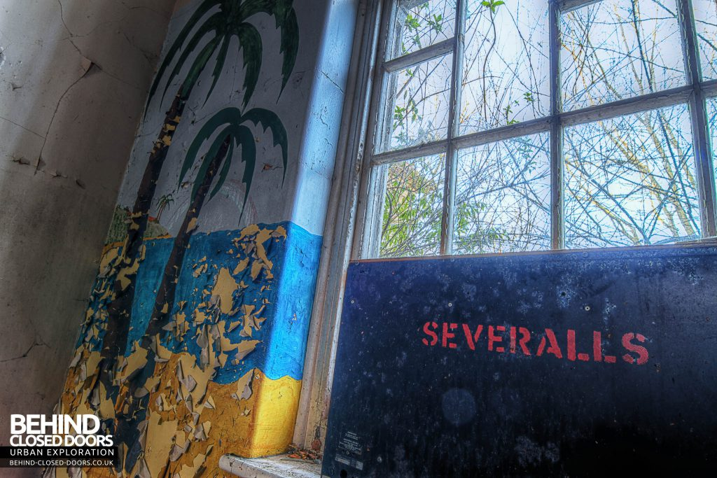 Severalls Hospital - Case and Murial