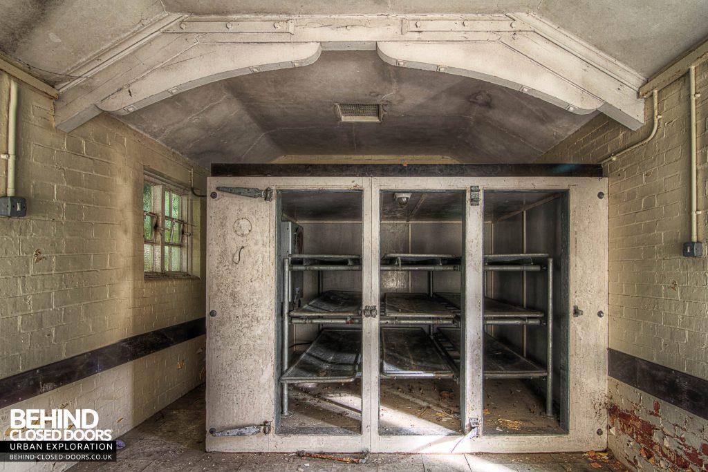 Severalls Hospital - Morgue Fridge