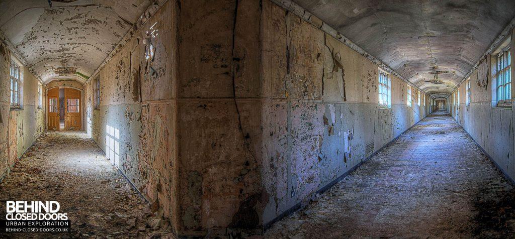 Severalls Hospital - Corridors