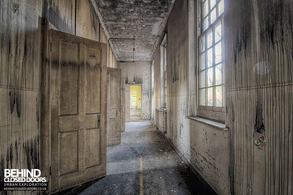 Severalls Hospital - Bleeding Walls