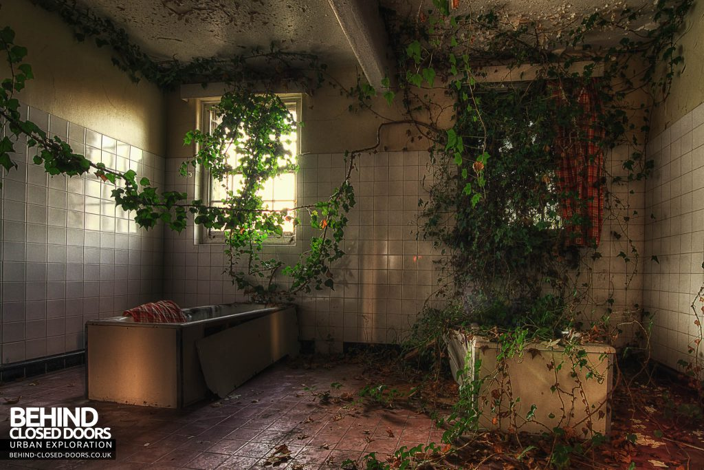 St Georges Hospital, Morpeth - Ivy Bathroom