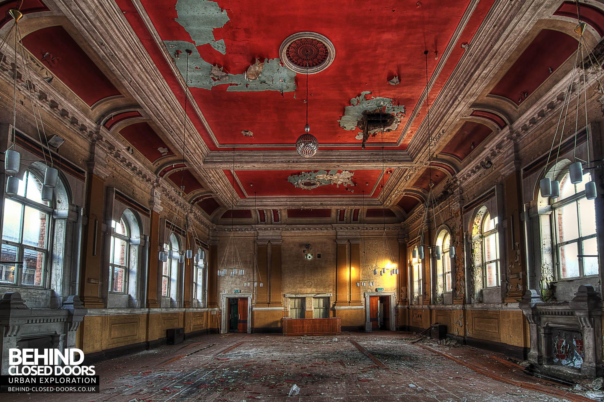 St Georges Hospital Northumberland Lunatic Asylum Morpeth Urbex Behind Closed Doors Urban Exploring Abandoned Locations