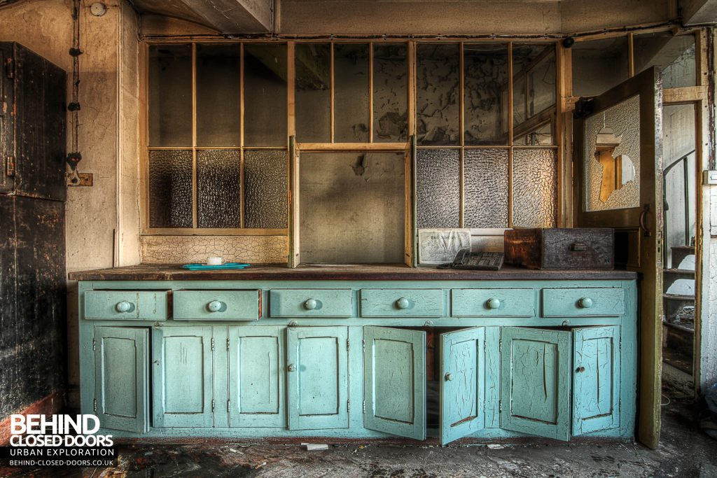 George Barnsley & Sons Cornish Works - Office
