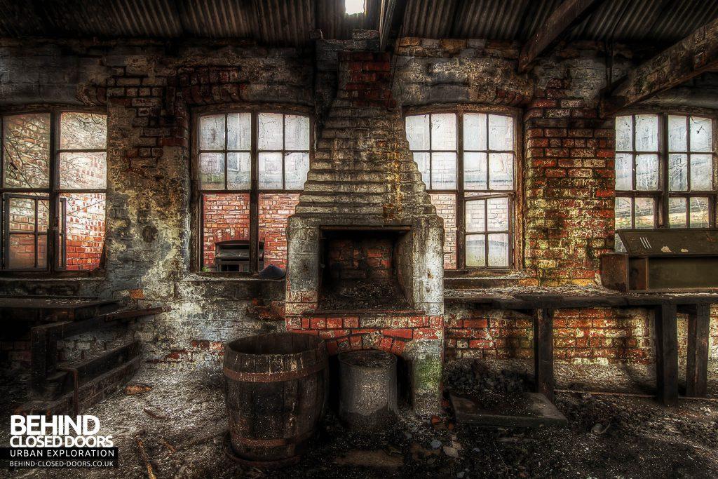 George Barnsley & Sons Cornish Works - Old Kild