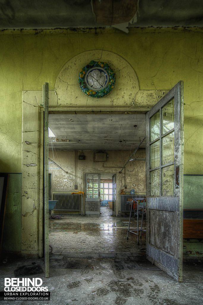 St Gerard's TB Hospital - Open Doors