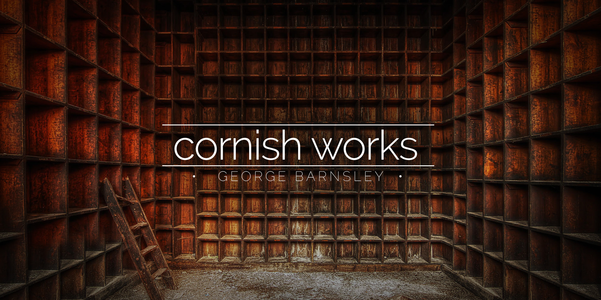 George Barnsley & Sons Cornish Works
