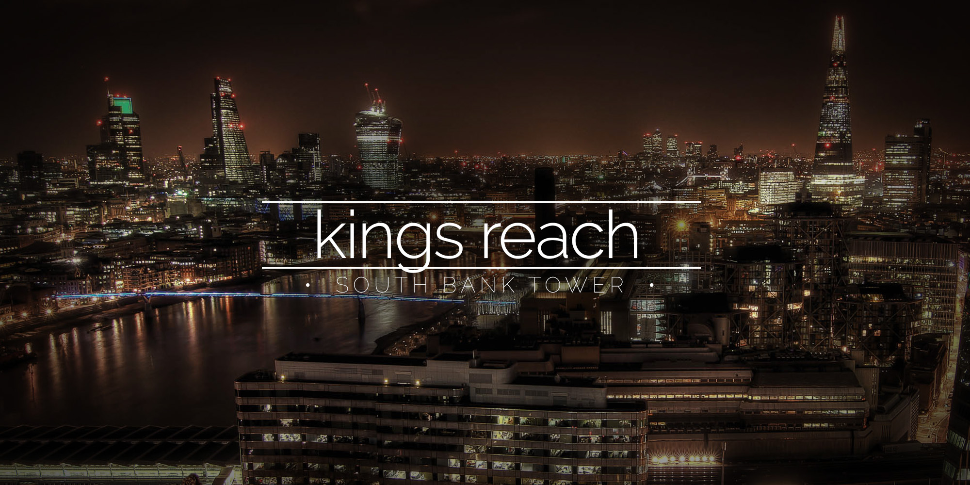 Kings Reach / South Bank Tower