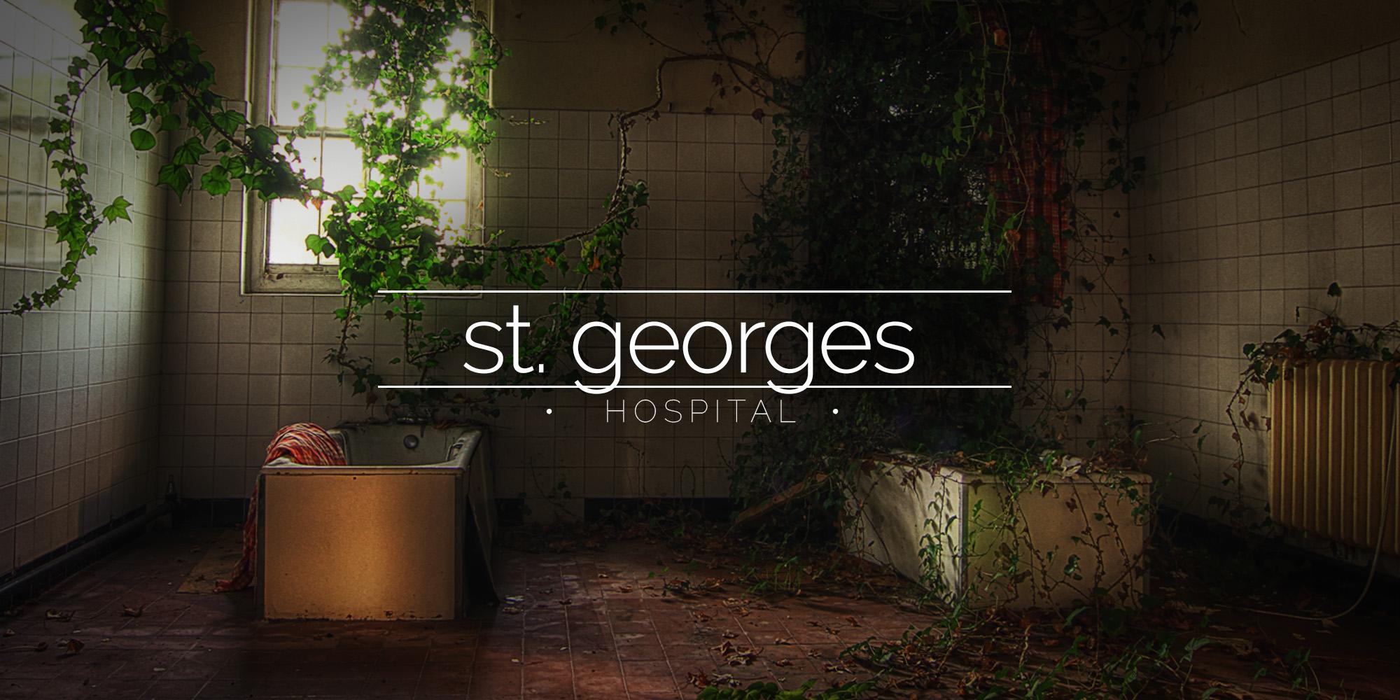 St Georges Hospital - Northumberland Lunatic Asylum, Morpeth