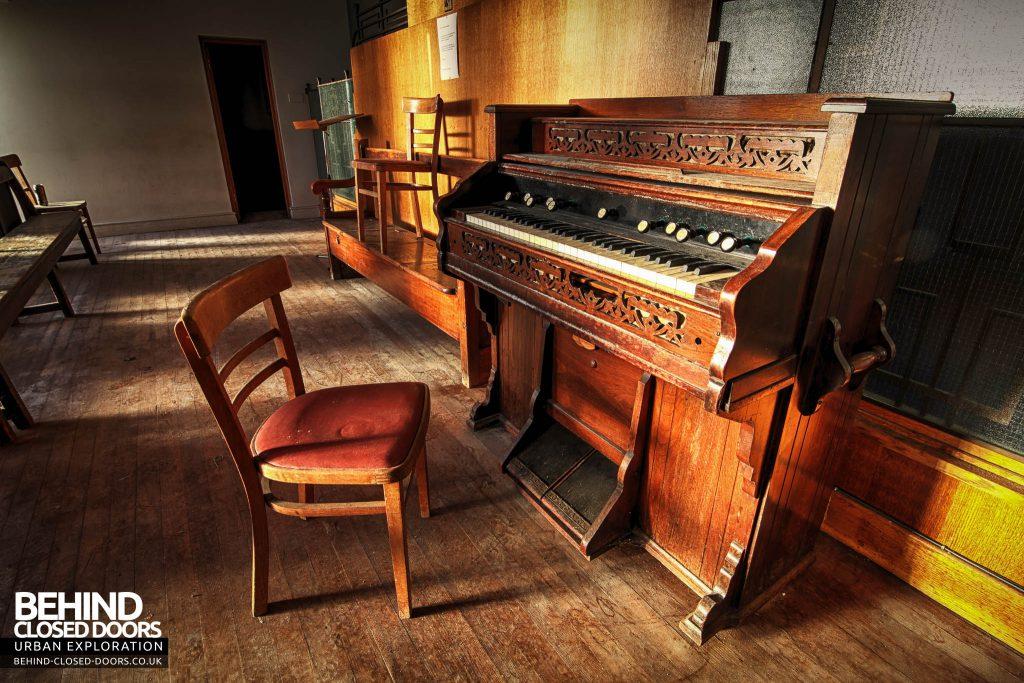 Greenbank Synagogue - Organ