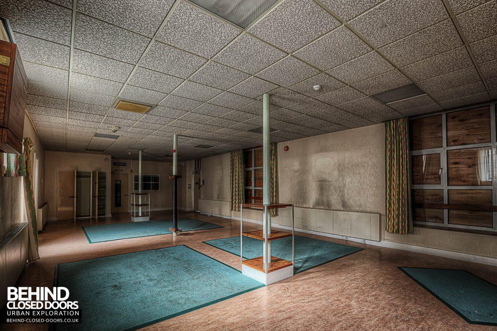 Shelton Asylum - Day Room