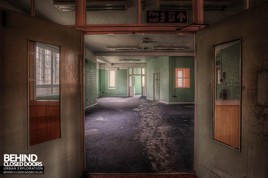 Shelton Asylum - Communal Area
