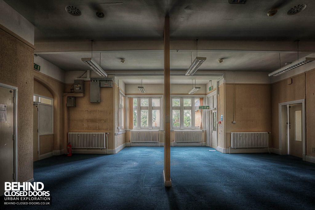 Shelton Asylum - Open spaces