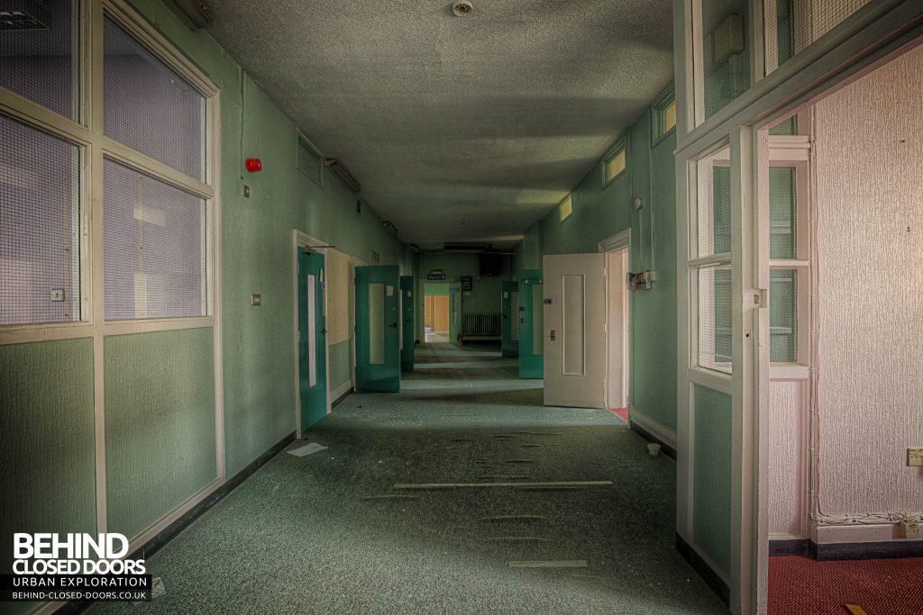 Shelton Asylum - Corridor