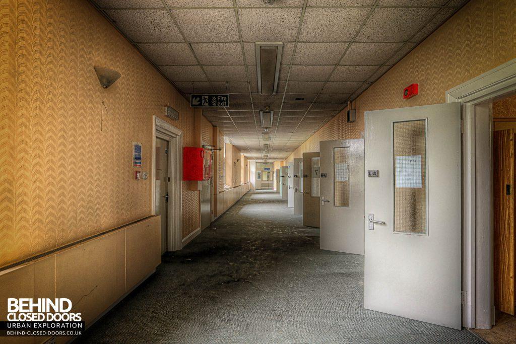 Shelton Asylum - Doors and doors and doors