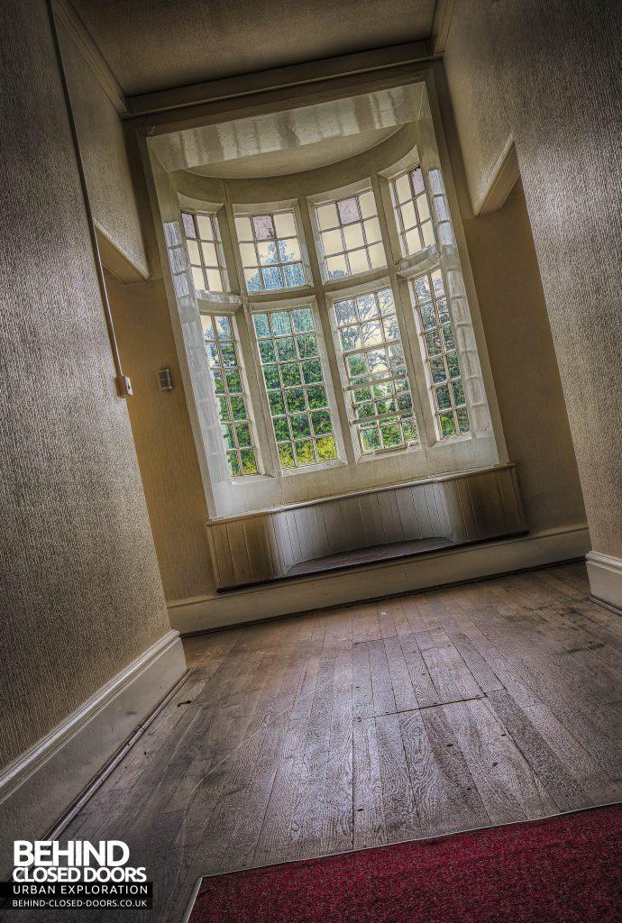 Shelton Asylum - Bay window
