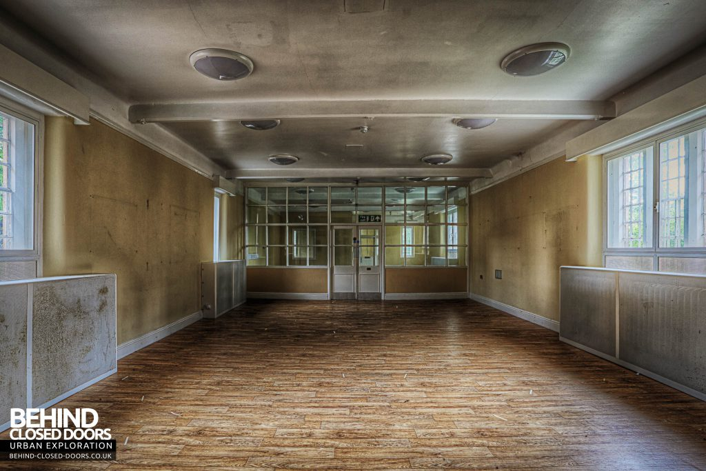 Shelton Asylum - A ward