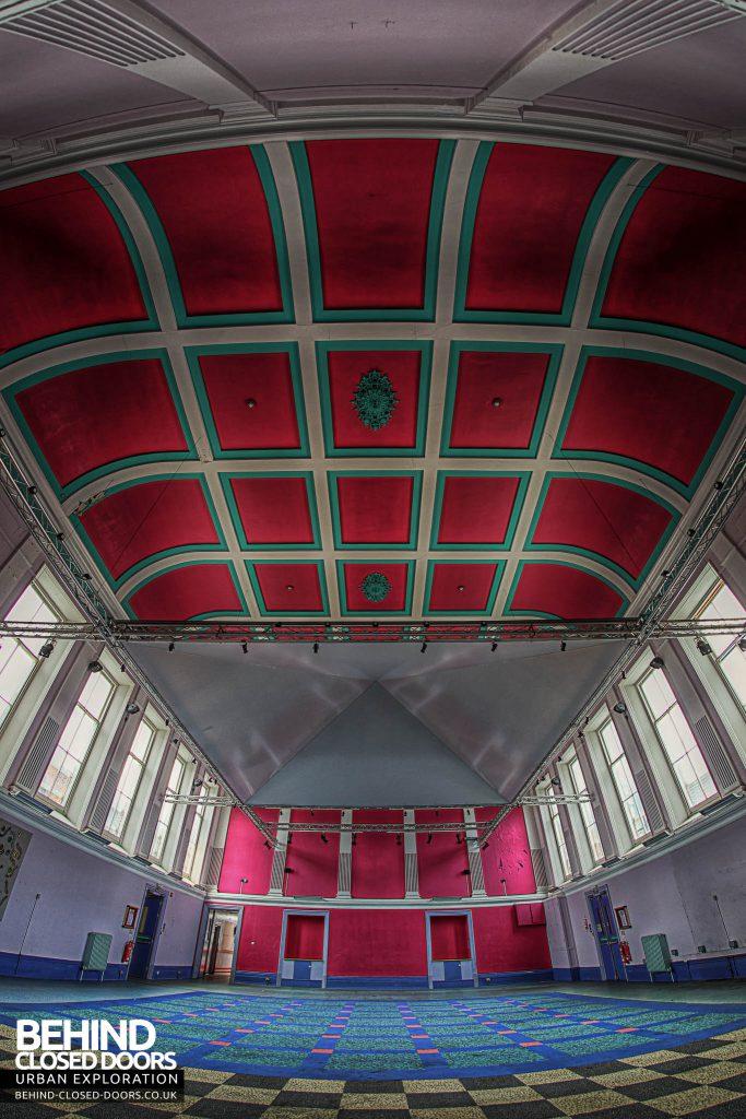 Shelton Asylum - The Hall